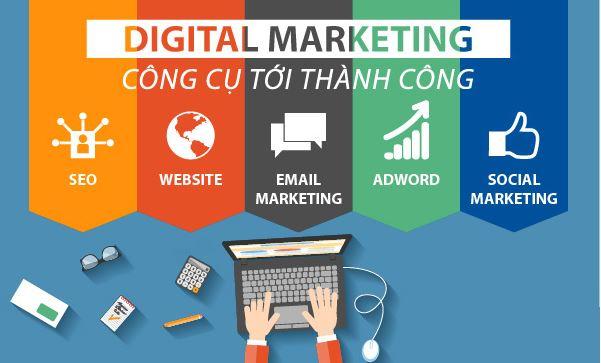 Tổng hợp các công cụ làm Marketing Online.