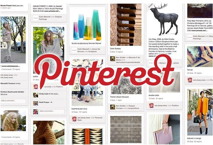 Bạn đã biết mạng xã hội Pinterest là gì?