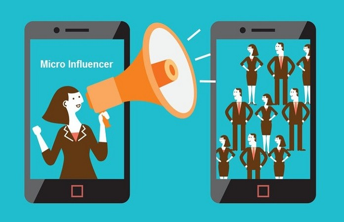 Micro Influencer Marketing và Influencer Marketing.