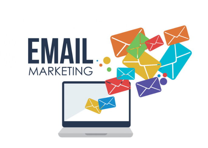 Sử dụng email marketing