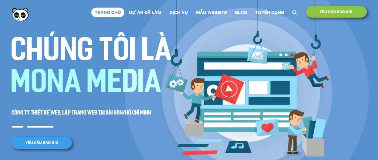 Công ty Mona Media