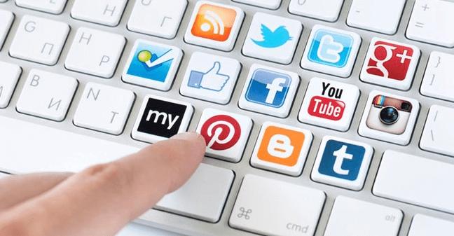 Tạo những nội dung phù hợp với từng mạng xã hội.