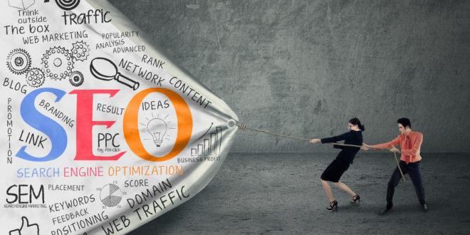 Chuẩn SEO là một cách marketing spa hiệu quả