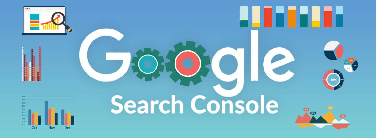 Phần mềm SEO google search console