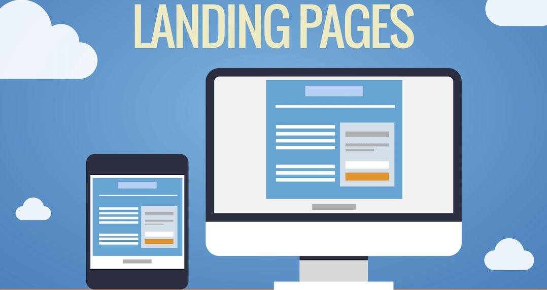 Tạo landing page