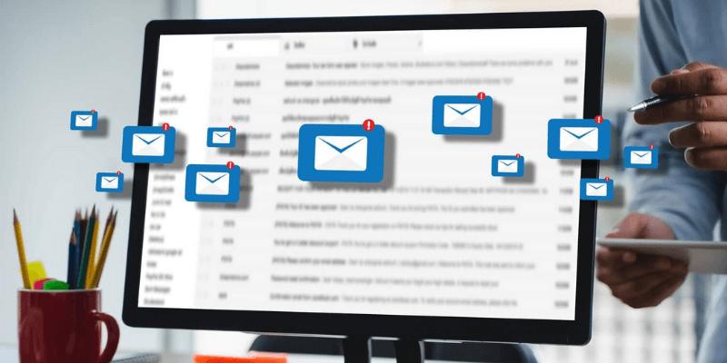 quảng bá website qua email