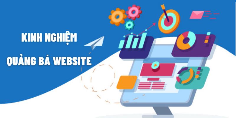 kinh nghiệm quảng bá website